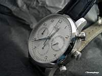 Union Glashutte Bergter Chronograph 30.06.01.02.10